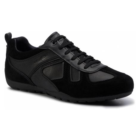 Sneakersy GEOX - U Ravex D U923FD 022BU C9999 Black