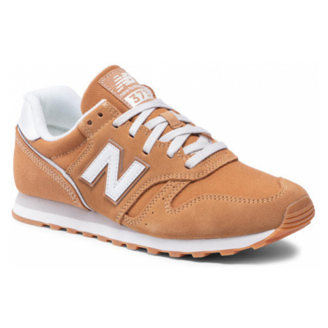 New Balance Sneakersy ML373SM2 Brązowy