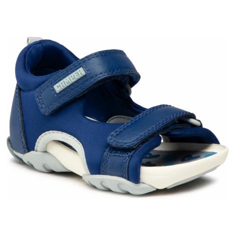 Sandały CAMPER - Ous Fw K800368-002 Blue