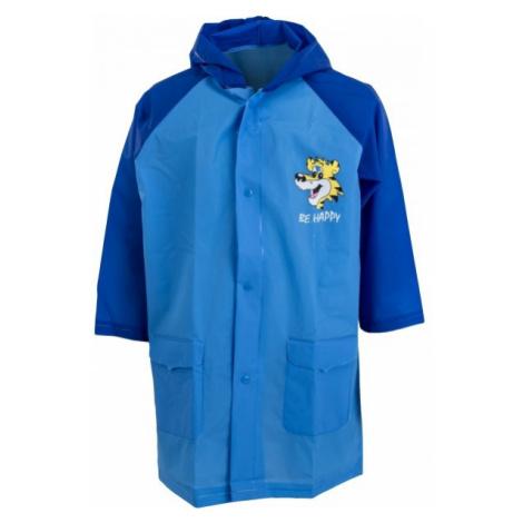 Viola Płaszcz przeciwdeszczowy niebieski 120 - Dziecięcy płaszcz przeciwdeszczowy