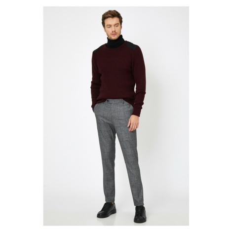 Koton Men's Grey Pants