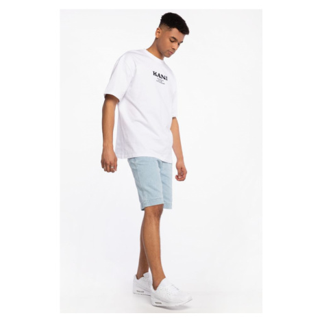 Spodenki Karl Kani Krótkiejeansowe Kk Og Rinse Denim Shorts Light Blue 6010126 Light Blue
