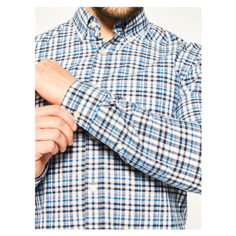 Boss Koszula Rod_53 50426741 Niebieski Slim Fit Hugo Boss