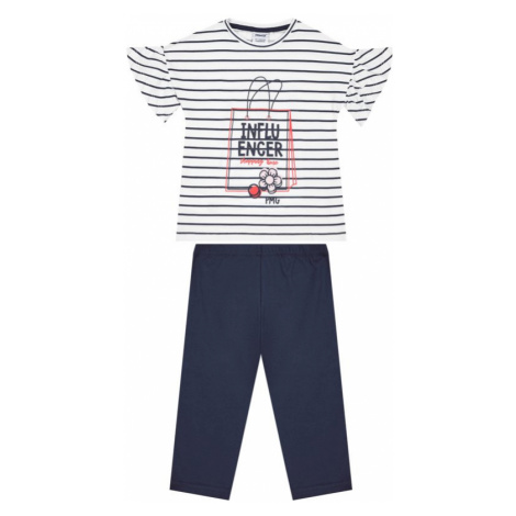 Komplet t-shirt i legginsy Primigi