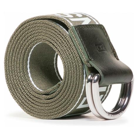 Pasek Męski CALVIN KLEIN JEANS - Double D Ring Tape 40mm K50K506423 LI1