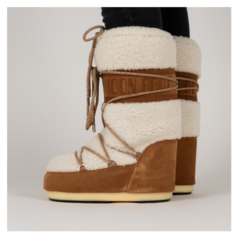 Buty damskie Moon Boot Wool 14024400 001