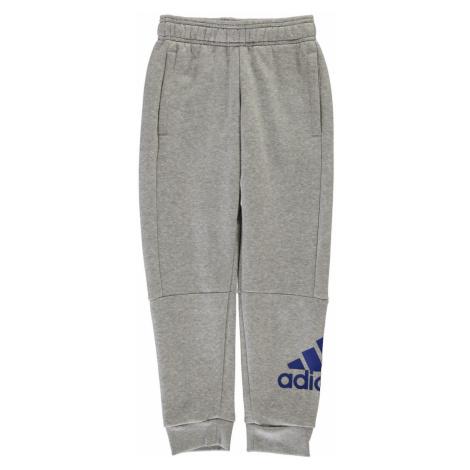 Adidas Fleece Jogging Bottoms Junior Boys
