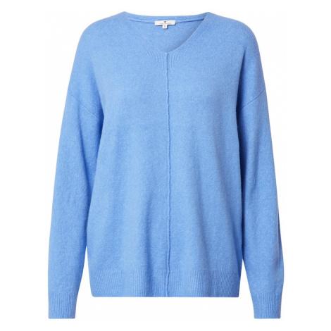 TOM TAILOR Sweter błękitny