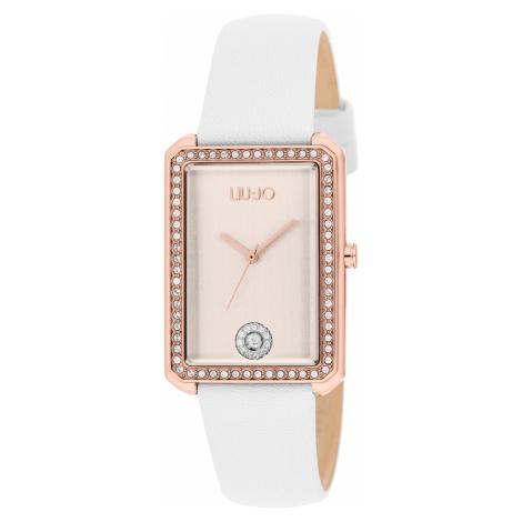 Liu Jo Unique Brill Zegarek Biały