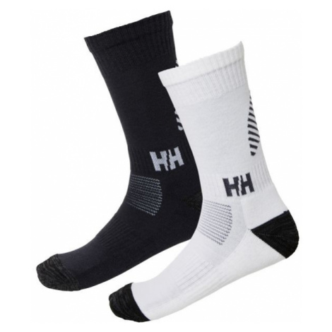 Helly Hansen LIFA MERINO 2-PACK biały 39-41 - Skarpety outdoorowe damskie