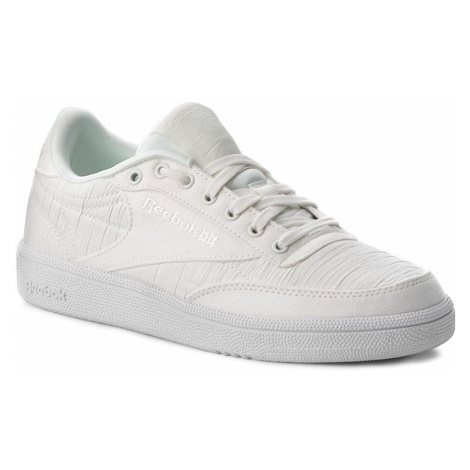 Buty Reebok - Club C 85 Ef Txt CN3280 Chalk/Holiday