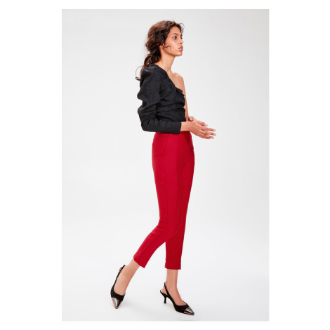 Spodnie damskie Trendyol Basic