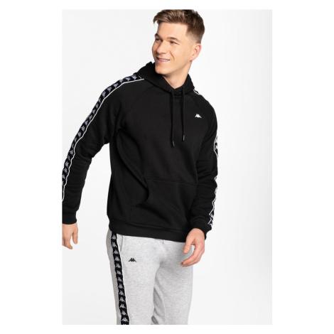Bluza Kappa Harro Men Hooded Sweatshirt 308017-4006 Black