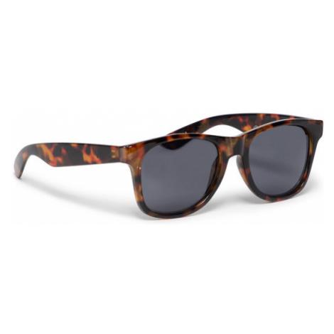 Vans Okulary przeciwsłoneczne Spicoli 4 Shade VN000LC0PA91 Brązowy