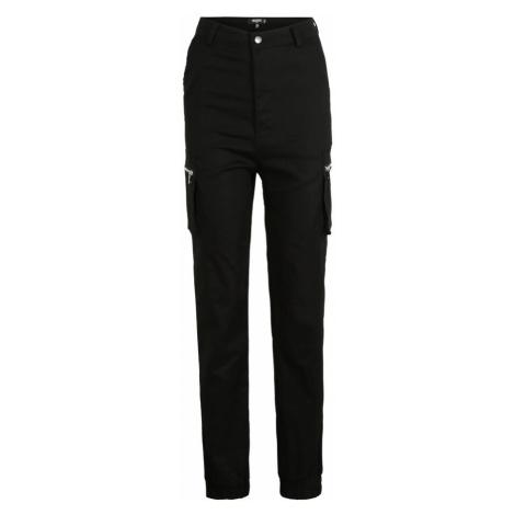 Missguided (Tall) Spodnie czarny