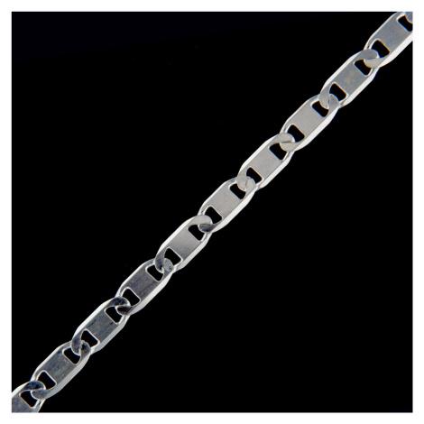 Łańcuszek srebrny 15486