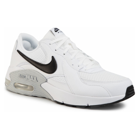 Buty NIKE - Air Max Excee CD4165 100 White/Black/Pure Platinum
