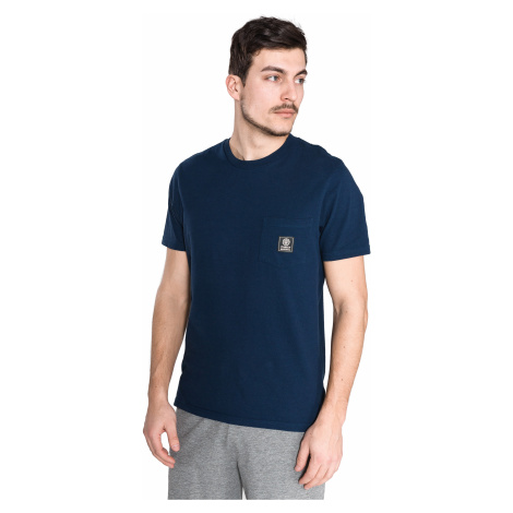 Franklin & Marshall Koszulka Niebieski