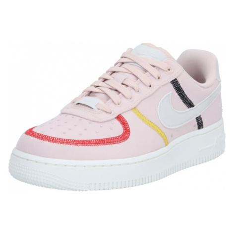 Nike Sportswear Trampki niskie 'Air Force 1' stary róż
