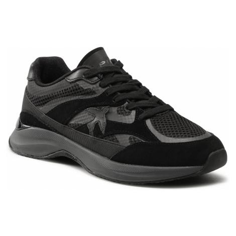 Sneakersy PINKO - Lightech Sneaker PE 21 BLKS1 1H20V3 Y73U Black Z99