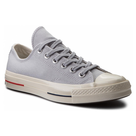 Trampki CONVERSE - Ctas 70 Ox 160496C Wolf Grey/Navy/Gym Red