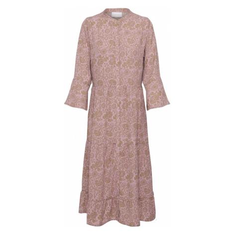 Neo Noir Sukienka koszulowa 'Milo Printed Dress' lawenda