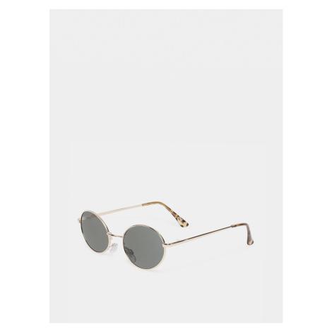 Damskie okulary przeciwsłoneczne w kolorze VANS Gold