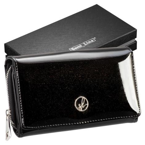 Semiline Woman's RFID Skórzany portfel P8229-0