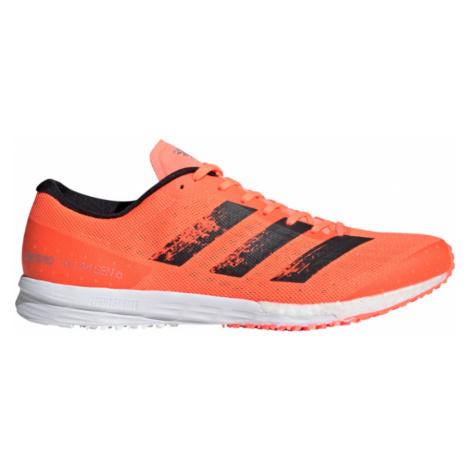 Buty adidas Adizero Takumi Sen 6 M Pomarańczowo-Czarne