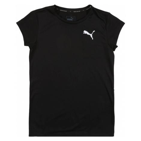PUMA Koszulka funkcyjna czarny