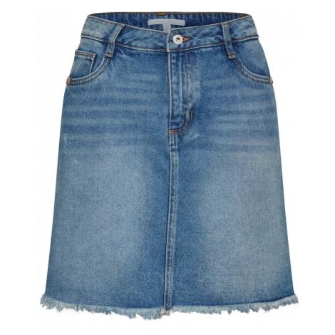 TOM TAILOR DENIM Spódnica niebieski denim