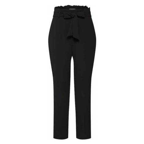 CULTURE Spodnie 'Eleana' czarny
