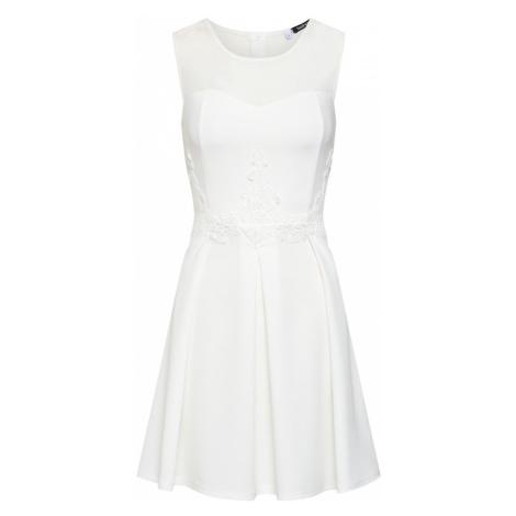 Boohoo Sukienka koktajlowa biały
