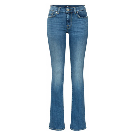 7 for all mankind Jeansy 'BOOTCUT NOLITA' jasnoniebieski