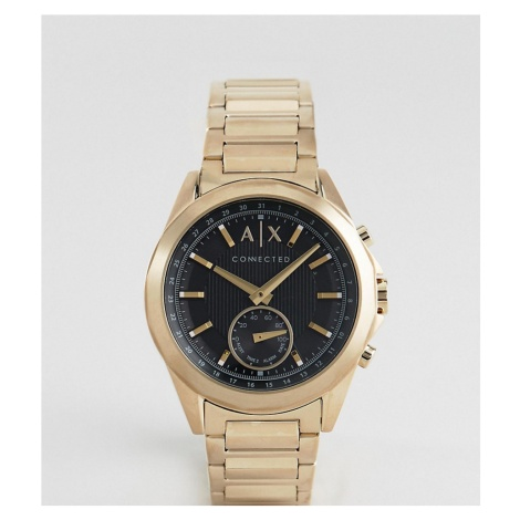Armani Exchange Connected AXT1008 bracelet hybrid smart watch in gold