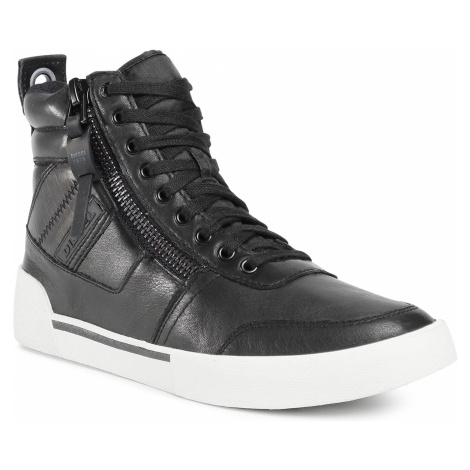 Sneakersy DIESEL - S-Dvelows Y01988 PR013 H1532 Black/White