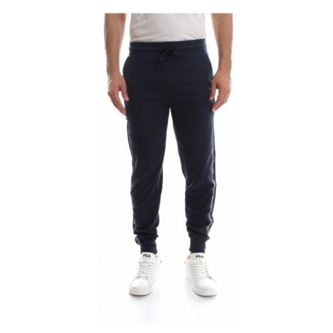 Tommy Hilfiger, Track Pants Um0Um00706 Niebieski, male, rozmiary: