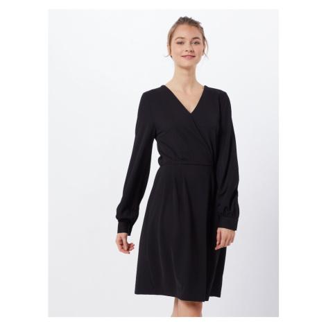 ONLY Sukienka 'onlmonna l/s DRESS JRS' czarny