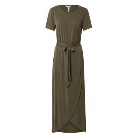 OBJECT Sukienka oliwkowy