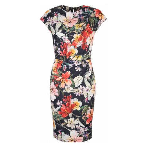 Letnia sukienka w modne kwiaty Nife