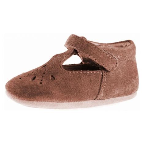 BISGAARD Buty dziecięce brązowy