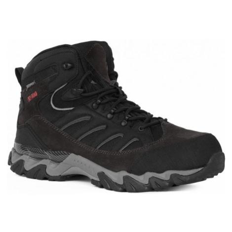 Crossroad DUST M czarny 43 - Wysokie buty trekkingowe męskie