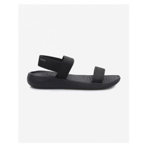 Crocs LiterRide Sandały Czarny
