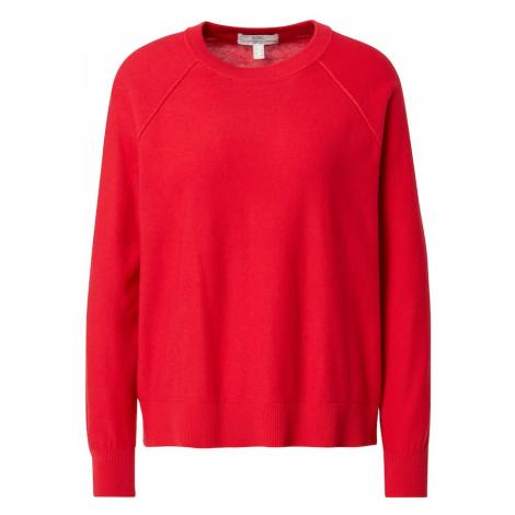 EDC BY ESPRIT Bluzka sportowa czerwony
