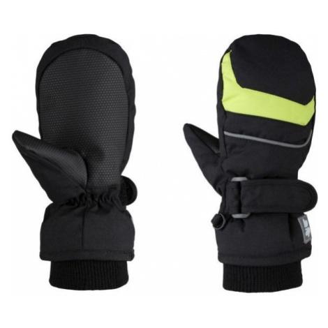 Loap RAFKO zielony 12 - Rękawice z jednym palcem dziecięce