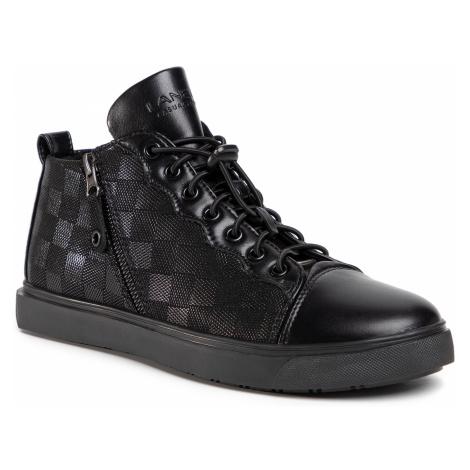 Sneakersy LANETTI - MBS-IBIZA-01 Black