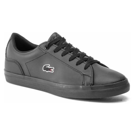 Sneakersy LACOSTE - Lerond Bl 2 Cuj 7-37CUJ002702H Blk/Blk