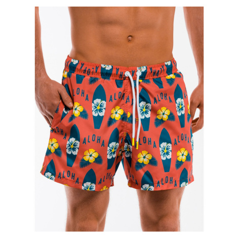 Ombre Clothing Men's swimming shorts W143