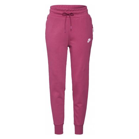 Nike Sportswear Spodnie różowy pudrowy