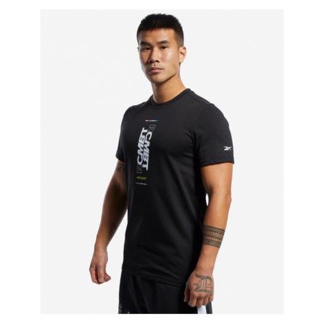 Reebok Combat Core Koszulka Czarny
